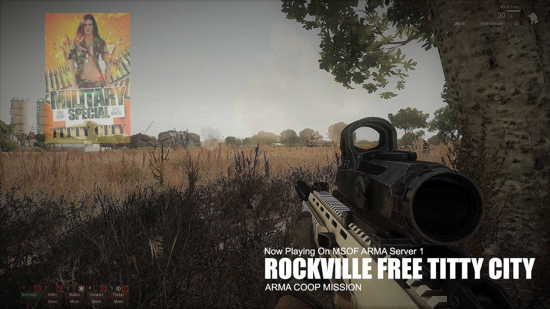 Free Rockville Coop Map
