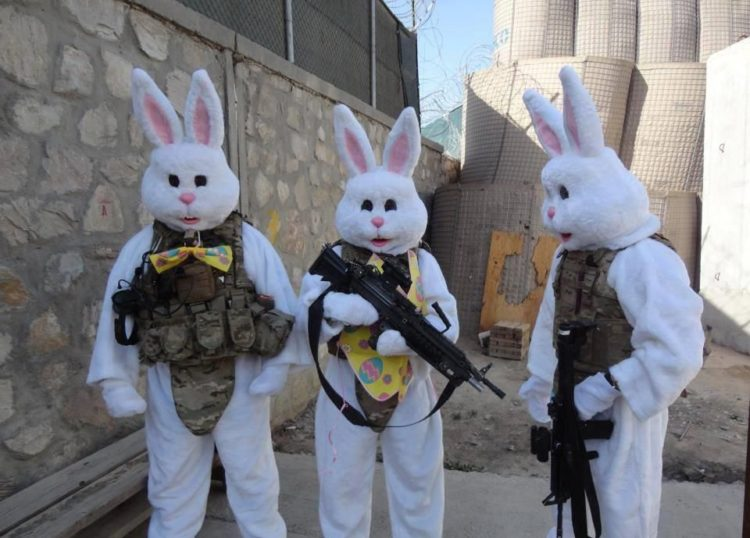 Happy Easter Arma 3 Wasteland Server